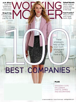 1-Year Working Mother Magazine Subscription