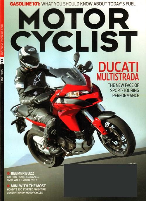 1-Year Motorcyclist Magazine Subscription