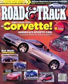 Road and Track Magazine 8/9/2004