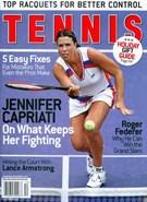 Tennis Magazine 10/26/2004