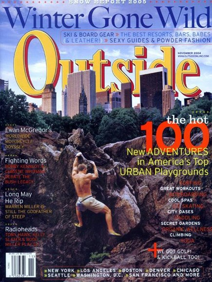 Outside Cover - 10/13/2004