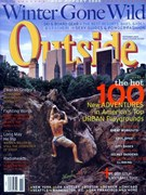 Outside Magazine 10/13/2004