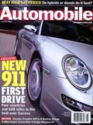 Automobile Magazine 7/23/2004