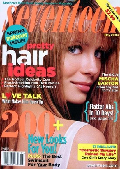 Seventeen Cover - 5/1/2004
