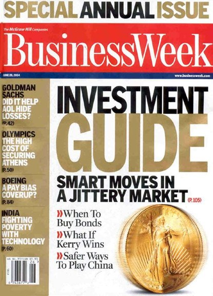 Bloomberg Businessweek Cover - 6/14/2004