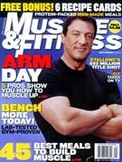 Muscle & Fitness Magazine 8/9/2004