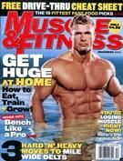 Muscle & Fitness Magazine 11/8/2004