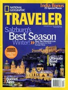 National Geographic Traveler Magazine 10/26/2004