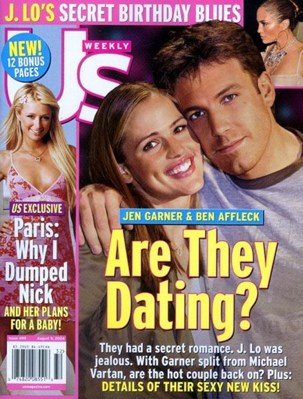 Us Weekly Cover - 8/3/2004