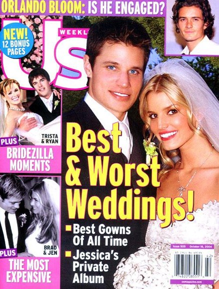 Us Weekly Cover - 10/13/2004