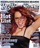Rolling Stone Magazine 8/3/2004