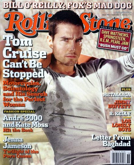 Rolling Stone Cover - 8/25/2004