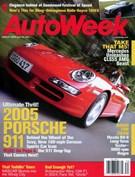 Autoweek Magazine 7/27/2004
