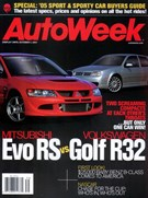 Autoweek Magazine 9/28/2004