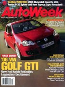 Autoweek Magazine 10/26/2004