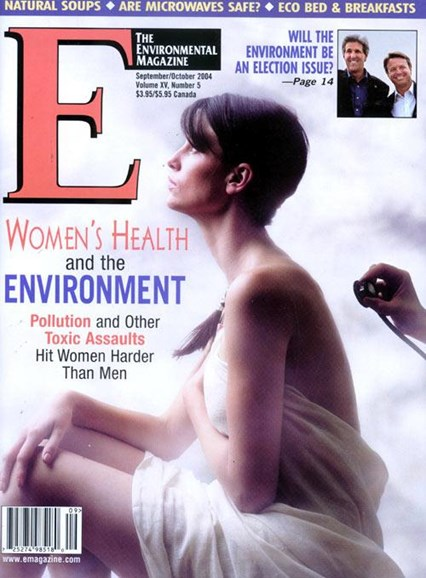 E: The Environment Magazine Cover - 9/8/2004