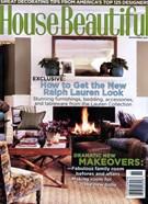House Beautiful Magazine 10/13/2004