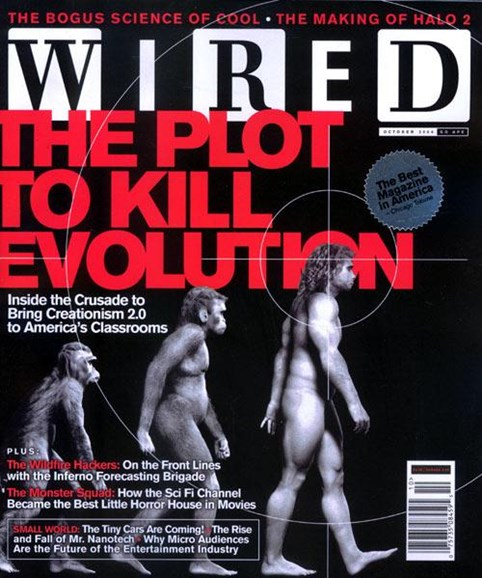 Wired Cover - 9/28/2004