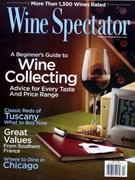 Wine Spectator Magazine 10/1/2004