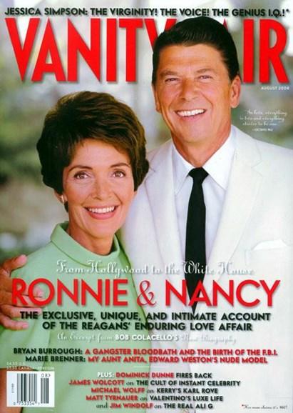 Vanity Fair Cover - 7/23/2004