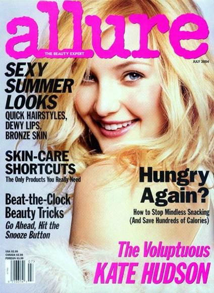 Allure Cover - 6/21/2004