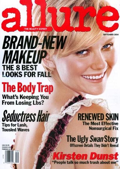 Allure Cover - 9/8/2004