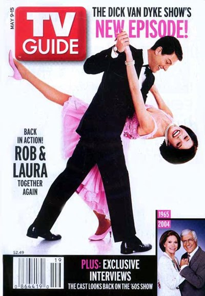 TV Guide Cover - 5/11/2004