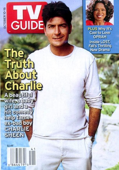 TV Guide Cover - 10/13/2004