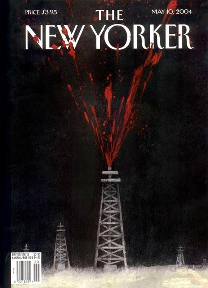 The New Yorker Cover - 5/4/2004