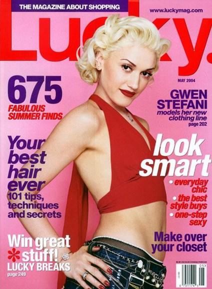 Lucky Cover - 4/12/2004