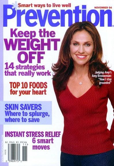 Prevention Cover - 9/28/2004