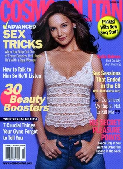 Cosmopolitan Cover - 9/28/2004