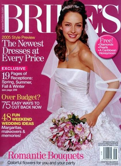 Brides Cover - 9/1/2004