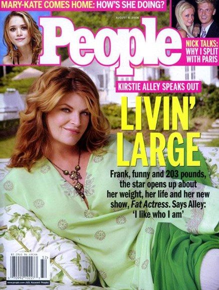 People Cover - 8/3/2004