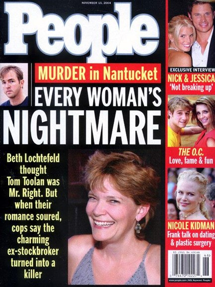 People Cover - 11/8/2004