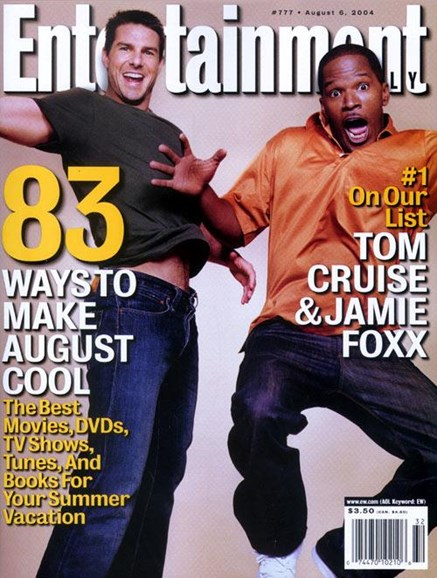 Entertainment Weekly Cover - 8/3/2004