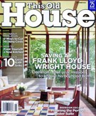 This Old House Magazine 10/26/2004