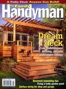 Family Handyman Magazine 4/28/2004