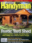 Family Handyman Magazine 7/1/2004