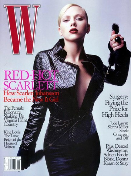 W Cover - 7/27/2004