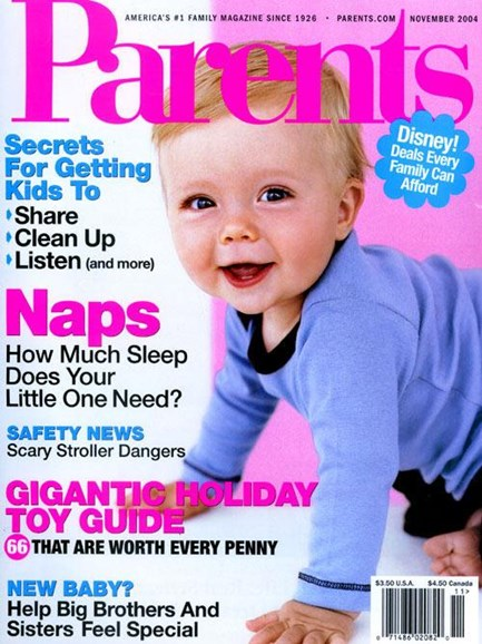 Parents Cover - 10/13/2004