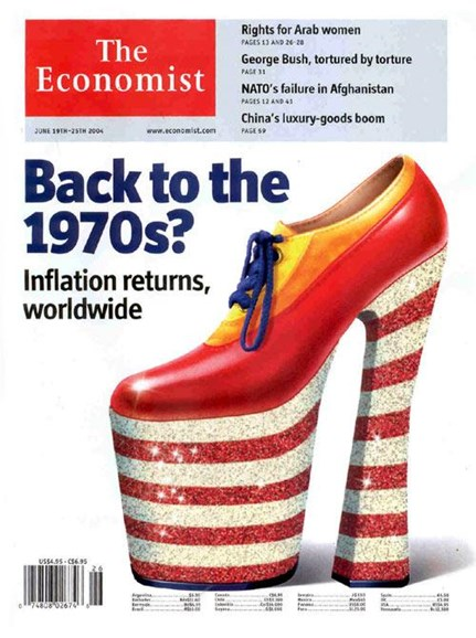 The Economist Cover - 6/21/2004