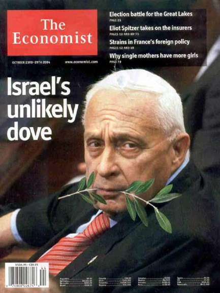 The Economist Cover - 10/1/2004
