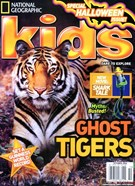 National Geographic Kids Magazine 10/13/2004