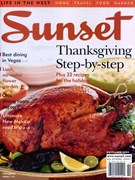 Sunset Magazine 10/18/2004