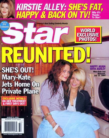 Star Cover - 8/3/2004