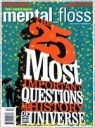 Mental Floss Magazine 10/26/2004