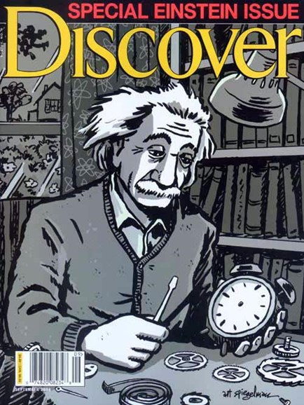 Discover Cover - 8/9/2004