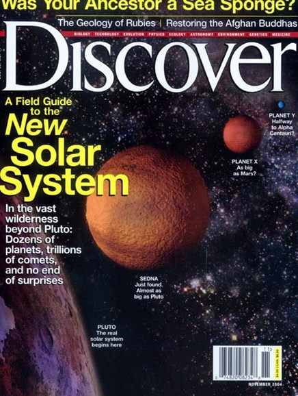 Discover Cover - 10/13/2004
