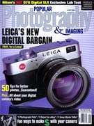 Popular Photography Magazine 5/10/2004